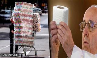 El Motivo Detrás De Las Compras Excesivas De Papel Higiénico
