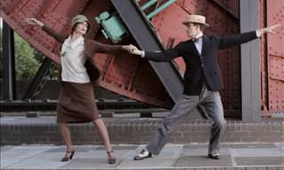 Así Ha Evolucionado El Baile En Los Últimos 100 Años...