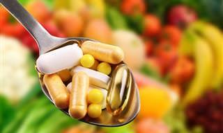 ¡Los Suplementos Vitamínicos Son Inútiles!