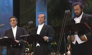 Los Tres Tenores Cantan Por Sinatra: My Way (A Mí Manera)