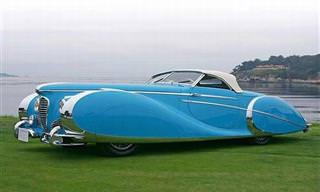 La Belleza De Los Autos Clásicos