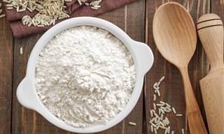 10 Deliciosas Alternativas a La Harina De Trigo