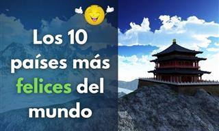 Estos 10 Países Han Sido Reconocidos Como Los Más Felices Del Mundo