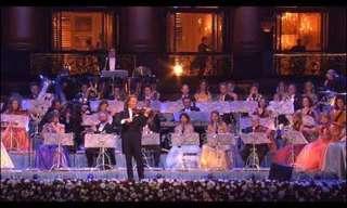 Una Vez Más Andre Rieu Nos Conmueve Con Su Música