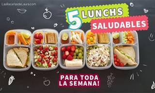 Ideas De Lunch Para Niños Para Toda La Semana