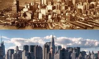 El Pasado y Presente De Las Grandes Ciudades