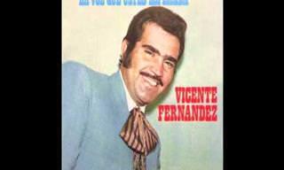 Recopilatorio De Éxitos De Vicente Fernández