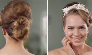 Recuerdas... ¿Qué Peinado Usaste En Tu Boda?