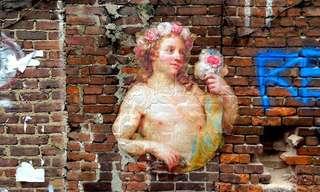 El Arte Clásico Inundó Las Calles Del Mundo