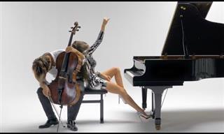 Dos Músicos Increíbles Nos Deleitan Con Un Clásico