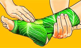 ¡No Te Pierdas Estos Ingeniosos Remedios Naturales Contra El Dolor!