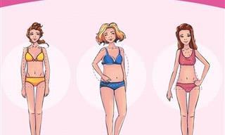 Aprende a Elegir El Vestido Ideal Según Tu Tipo De Figura
