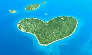 10 Islas Con Increíbles e Inusuales Formas