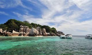 ¿Te Gustaría Vivir En Alguna De Estas Paradisiacas Islas?