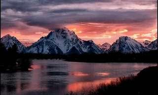 La Belleza Del Parque Nacional Gran Teton