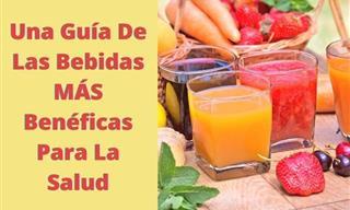 Recopilación De 7 Artículos Sobre Las Bebidas Más Benéficas Para La Salud