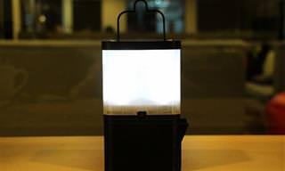 Hermanos Adolescentes Inventan Lámparas Brillantes De Bajo Costo
