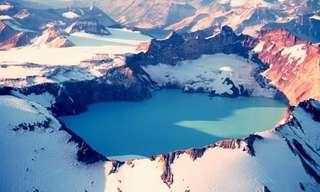 Los Lagos De Cráter Más Deslumbrantes Del Mundo