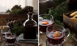 Receta Navideña: Gløgg, El Vino Caliente Especiado