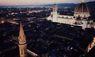 Recorre La Mítica Ciudad De Florencia