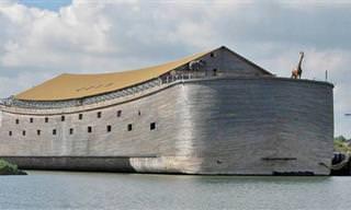 La Réplica Del Arca De Noé a Tamaño Real De Johan Huibers