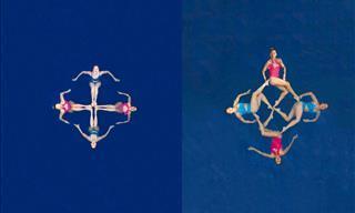 Fotografías Aéreas Que Capturan Los Deportes Desde Otra Perspectiva