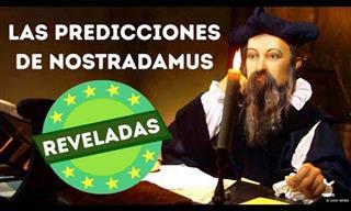 El Secreto Sobre Nostradamus y Sus Famosas Profecías