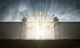 Chiste: Los Políticos En Las Puertas Del Cielo