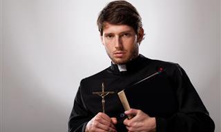 Chiste: La Confesión Del Joven Sacerdote