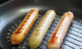 Los Riesgos De Comer Perritos Calientes En Adultos y Niños