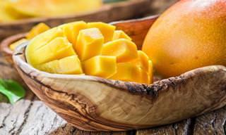 ¿Sabías Que El Mango Es El Rey De Las Frutas?
