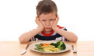 El Secreto Para Que Los Niños Coman Vegetales