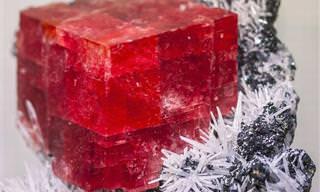 24 Gemas y Minerales Con Una Belleza Asombrosa