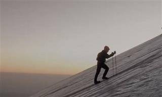 Una Mujer Con Asperger Escala 3 Volcanes En 24 Horas