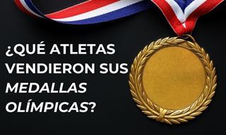 El Precio Del Oro Olímpico: 6 Atletas Que Vendieron Sus Medallas