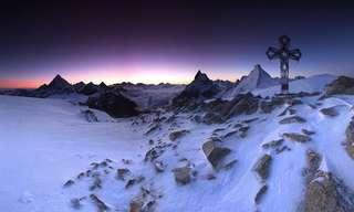 La Deslumbrante Belleza De Los Alpes