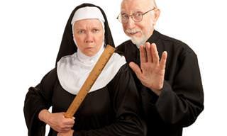 Un Cura Harto De Tanto Adulterio