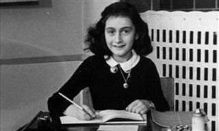 12 Frases Inspiradoras De Anna Frank