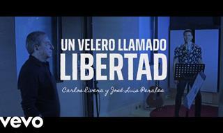 Carlos Rivera y Perales En Un Velero Llamado Libertad