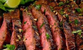 Receta: Una Exquisita Carne Asada Marinada