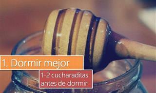 9 Sencillos Remedios Con Miel Para Mejorar Tu Salud