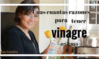 Limpia Toda Tu Casa Con Vinagre Blanco