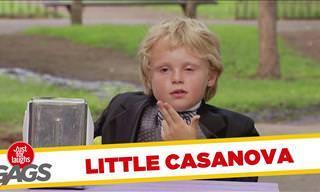 Un Joven Casanova