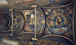 16 Majestuosas Bóvedas De Iglesias