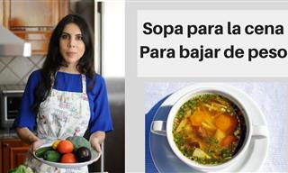 Pierde Peso Con Una Sopa Basada En La Medicina Aryuveda
