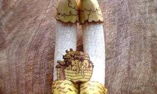 Stephan Brusche: El Artista De Las Bananas