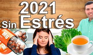 Los 6 Mejores Calmantes Naturales Para Aliviar El Estrés