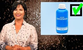 9 Usos Del Agua Oxigenada En Casa