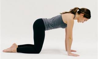 7 Posturas Estimulantes De Yoga Para Darte Energía