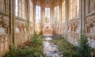 13 Fotos Nos Muestran La Belleza De Iglesias Abandonadas